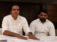 कांग्रेस प्रत्याशी ने मुकदमे की रिपोर्ट नामांकन में छिपाने का आरोप
