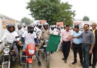 यातायात नियमों का करें पालन, सुरक्षित रहे जीवन