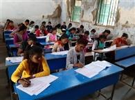 920 छात्राओं ने दी एएनएम की परीक्षा
