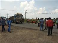 रोड सेल कोयला लोडिंग को लेकर ट्रक मालिक आमने-सामने