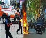 फेसबुक पोस्ट से बांग्लादेश में हिंसा, पुलिस गोली से चार लोगों की मौत, 50 घायल