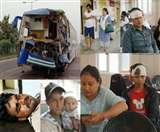 नेपाल से दिल्ली जा रही स्कैनिया बस की ट्रक से भीषण टक्कर, दो दर्जन से ज्यादा घायल Lucknonw News