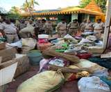 Odisha: कटक में 8 अवैध पटाखा फैक्ट्रियों पर छापा, 12 गिरफ्तार, बड़ी मात्रा में विस्फोटक जब्त