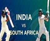 India vs South Africa 3rd Test, Ranchi: रांची में आज भी बारिश के आसार, दूसरे दिन के खेल पर बादलों का साया