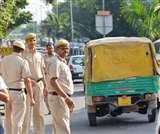 दिवाली को लेकर सुरक्षा के कड़े इंतजाम, पुलिस कर्मचारियों की छुटि्टयां रद Chandigarh News
