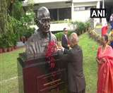 President Kovind in Philippines: राष्ट्रपिता महात्मा गांधी की प्रतिमा का किया अनावरण