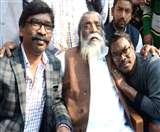 भाजपा ने सोरेन परिवार को घेरा, मुख्य सचिव से शिकायत- सैंकड़ों एकड़ जमीन कब्जे की कराएं जांच Ranchi News