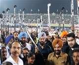 खेल मंत्री राणा गुरमीत सिंह सोढी बोले, सुरजीत हाकी स्टेडियम में लगो नया एस्ट्रोटर्फ Jalandhar News