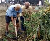 डॉ. सुब्बाराव ने कुशीनगर की हिरण्यवती नदी की सफाई Kushinagar News