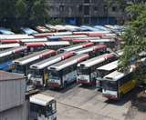 तेलंगाना में TMRC की हड़ताल रही शांतिपूर्ण, बसों पर हुई मामूली पत्थरबाजी