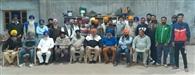 दोआबा किसान संघर्ष कमेटी किशनगढ़ ने की मीटिंग