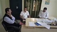 नगर आयुक्त व एसडीओ ने की प्रधानमंत्री आवास योजना में अनियमितता की जांच