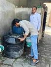 मातूराम कालोनी में 14 घरों में मिला डेंगू का लारवा, नोटिस जारी