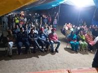 मेडिकल कॉलेज की मांग को लेकर भूख हड़ताल 61वें दिन में पहुंची