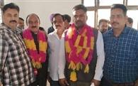 अनिल शर्मा बने जम्मू-कश्मीर मर्चेट एसोसिएशन के प्रधान