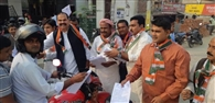 जयंती पर याद की गईं पूर्व प्रधानमंत्री इंदिरा गांधी