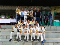 धर्मशाला की लड़कियों ने जीता महिला क्रिकेट का खिताब