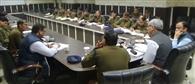 कमीश्नर ने थाना प्रभारियों की ली बैठक, कहा- एफआइआर के बाद पुलिस आगामी कार्रवाई पर दे जोर