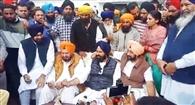दलबीर सिंह के परिवार को इंसाफ दिलाने लड़ेगा शिअद : मजीठिया