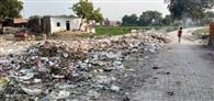 कचरा प्रबंधन को हजम कर गया अतिक्रमण