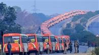 कुंभ शटल बसों में खराबी का ठीकरा डीजल पर फोड़ा
