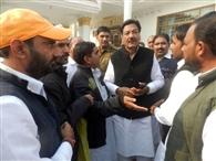 सार्वजनिक कार्यों की रहेगी प्राथमिकता : चौ. रणजीत सिंह