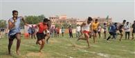 100 मीटर दौड़ में रीतू बाला रही प्रथम
