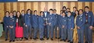 चिनार सदन ने जीती अंतरसदनीय टेबल टेनिस स्पर्धा