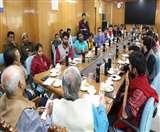JNU Fee Hike Issues: HRD मंत्रालय के साथ जेएनयू छात्रों की बैठक बेनतीजा, प्रदर्शन खत्म करने की अपील