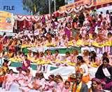 मंडी में शिवरात्रि पर 1008 कन्याओं का सामूहिक पूजन लिम्का बुक ऑफ रिकॉडर्स में दर्ज, दिया था यह संदेश Mandi News