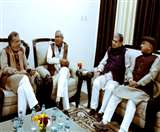 Jharkhand Election 2019: सरयू-नीतीश साथ-साथ, ओम माथुर बोले-फर्क नहीं पड़ता; बढ़ रही सियासी तपिश