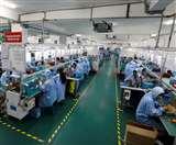 डेढ़ दशक में सबसे न्यूनतम स्तर पर देश का औद्योगिक उत्पादन, पिछड़ रही अर्थव्यवस्था