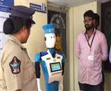 विशाखापट्टनम पुलिस में शामिल हुआ भारत का पहला रोबोट CYBIRA, खुद दर्ज करेगा शिकायत