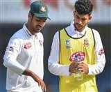 Ind vs Ban: सैफ हसन के डेब्यू का सपना टूटा, चोट की वजह से डे-नाइट टेस्ट मैच से हुए बाहर