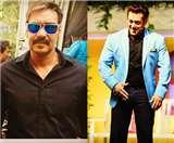 सलमान खान ने की 'तानाजी: द अनसंग वॉरियर' की तारीफ़, अजय देवगन ने दिया ये जवाब!