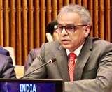 UN में बोले सैयद अकबरुद्दीन, लश्कर,जैश और अलकायदा करते हैं सोशल मीडिया का खतरनाक इस्तेमाल