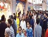 Delhi Trade Fair 2019: मेले में लुभा रहे हैं घरेलू जरुरत के कई सामान, दर्शकों को भा रहा कठपुतली का गीत