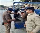 भगवान भरोसे रेलवे स्टेशन की सुरक्षा, पार्किंग में लावारिस मिले आठ दुपहिया वाहन