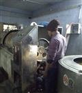 मायागंज की तीन में से दो कपड़ा धुलाई मशीन खराब