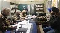 अलावलपुर में पिस्तौल दिखा भट्ठा मालिक की दो दिन पहले खरीदी क्रेटा ले गए लुटेरे