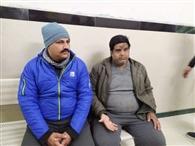 भाजपा नेता व दो व्यापारी भाइयों पर फायरिग, गाड़ी तोड़ी, मुश्किल से बची जान, एक घायल