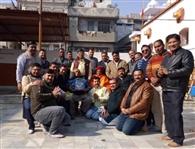 रथयात्रा में भगवान शिव के रथ की रस्सी खींचने वाले के जीवन में आती है खुशिया : जीवन गुप्ता