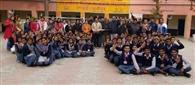 काबड़ी विद्यालय ने जीता स्कूल सुंदरीकरण पुरस्कार