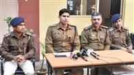 मोबाइल की चोरी-छिनतई से लेकर बिक्री के लिए चल रहा था गिरोह, छह गिरफ्तार