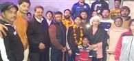 नेशनल खेलों के लिए दीनानगर की 14 वर्षीय लड़की चयनित