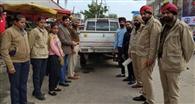 150 वाहनों पर लगाए गए रिफ्लेक्टर : एसएचओ
