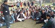 किसानों को नहीं मिला किसान सम्मान निधि का लाभ: हसीब