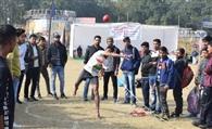 पढ़ाई के साथ खेल भी जरूरी : राजेश