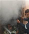 टनकपुर के ज्ञानखेड़ा में आवासीय मकान में लगी आग