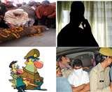 Top Meerut News of the day, 21st January 2020: तोप की निगरानी, सिपाहियों के घर दबिश, थानेदार का वीडियो वायरल, बदल दिया चौकी स्टाफ